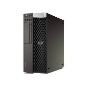 Dell Precision T5810 Xeon E5 2,4 GHz - SSD 960 Go + HDD 1 To RAM 64 Go