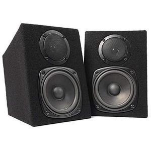 Enceintes DJ moniteur Fenton SkyTec DMS40 - Noir