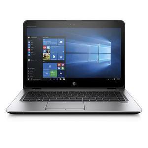 "HP EliteBook 840 G3 14"" Core i5 2,3 GHz - SSD 240 GB - 8GB QWERTY - Nederlands"