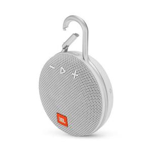 Jbl Clip 3 Bluetooth Speakers - White
