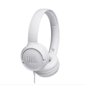 Kopfhörer mit Mikrophon Jbl Tune 500 - Weiß