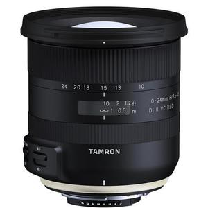 Objectif Tamron 10-24mm f / 3.5-4.5 DI II VC HLD pour Canon