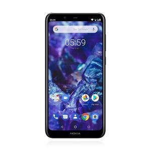 Nokia 5.1 Plus 32 Gb - Schwarz - Ohne Vertrag