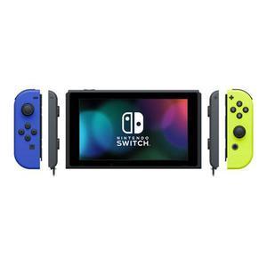 Nintendo Switch - HDD 32 GB - Blue/Yellow