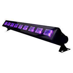 Éclairage Ibiza Light 9x3W UV LED BAR