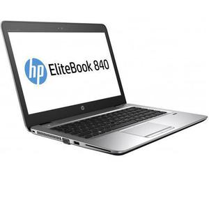 "HP EliteBook 840 G3 14"" Core i5 2,4 GHz - SSD 256 GB + HDD 500 GB - 16GB - teclado francés"