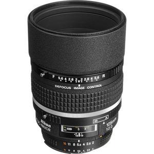 Objektiv Nikon AF DC-Nikkor 105mm f/2D - schwarz