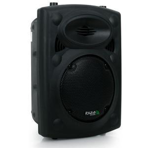 Enceinte Ibiza ABS SLK8 - Noir