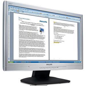 """Philips 220SW9 Tietokoneen näyttö 22"""" LCD WSXGA+"""