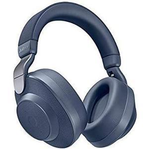 Kopfhörer Rauschunterdrückung Bluetooth mit Mikrophon Jabra Elite 85H - Blau