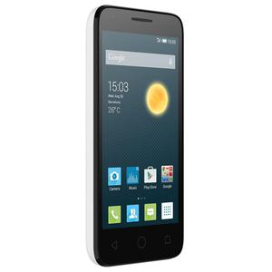 Alcatel Pixi 3 4 Gb Dual Sim - Weiß - Ohne Vertrag