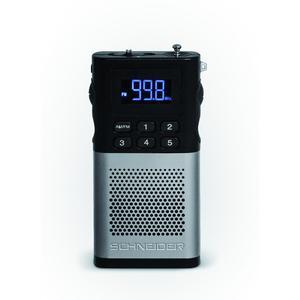 Radio Tuner Schneider SC160ACLSIL - Argent