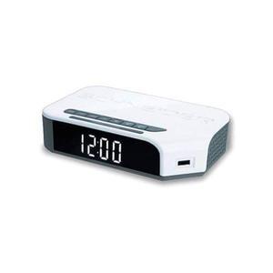 radio-réveil Viva design SC310ACLWHT SCHNEIDER BLANC
