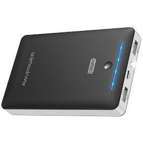 Portable Ladegerät RAVPower Deluxe 16750mAh - Schwarz/Grau