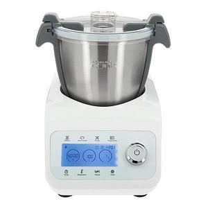 Robot Cuiseur Compact Cook Pro - Blanc