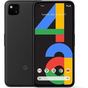 Google Pixel 4a 128 GB - Black - Unlocked