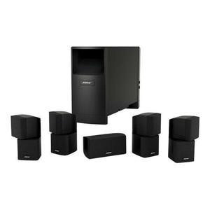 Barre de son Bose Acoustimass 10 Series IV - Noir