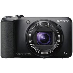 Cámara compacta Sony Cyber-shot DSC-H90 - Negro + lente Sony G Lens Optical Zoom 24-416 mm f/3.3-5.9
