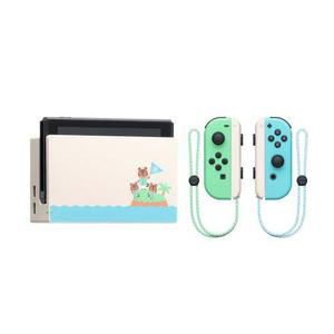 Nintendo Switch Console: Animal Crossing Edition - Beige