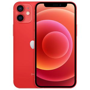 iPhone 12 mini 64GB - (Product)Red - Lukitsematon
