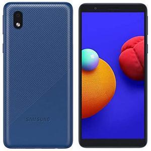 Galaxy A01 Core 16 Go Dual Sim - Bleu - Débloqué