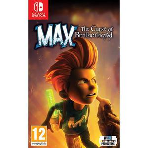 Max: The Curse of Brotherhood - Nintendo Switch