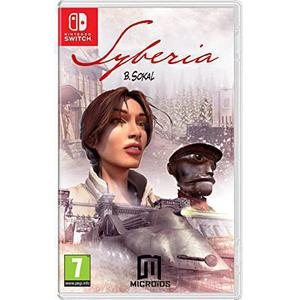 Syberia - Nintendo Switch
