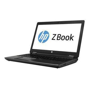 "HP ZBook 15 G2 15"" Core i7 2,8 GHz - SSD 512 GB - 16GB AZERTY - Frans"