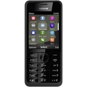 Nokia 301 Dual Sim - Negro- Libre