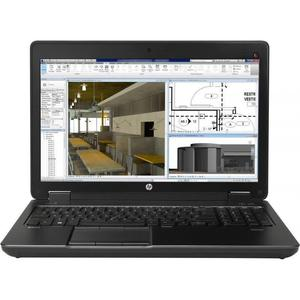 """HP ZBook 15 G2 15"""" Core i7 3 GHz - SSD 480 GB - 16GB AZERTY - Frans"""