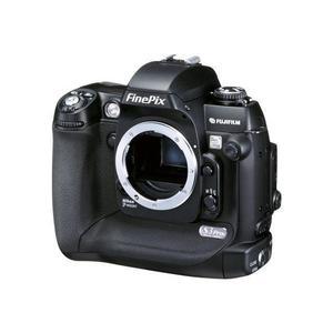 Yksisilmäinen Peiliheijastuskamera Fujifilm FinePix S3 Pro Musta - Vain Runko