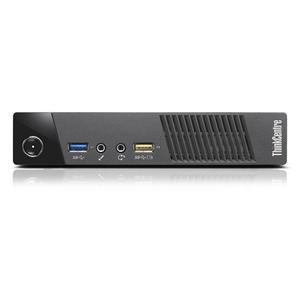 Lenovo ThinkCentre M73 Tiny Core i3 2,9 GHz - SSD 128 Go RAM 4 Go