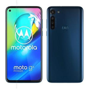 Motorola Moto G8 Power 64 GB (Dual Sim) - Blue - Unlocked