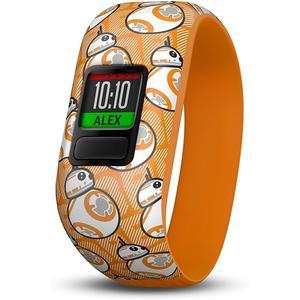 Tracker di attività con Bluetooth Garmin Vivofit jr. 2 Star Wars - Arancione