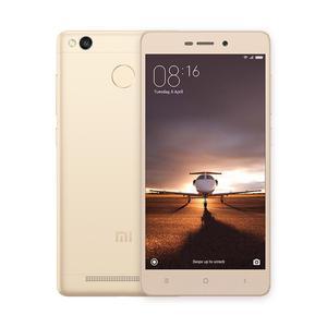 Xiaomi Redmi 3s 16GB Dual Sim - Kulta - Lukitsematon