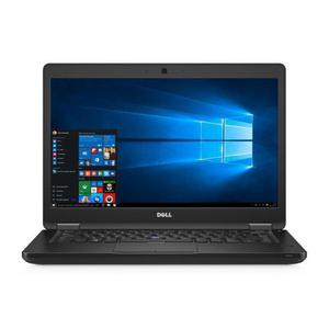 """Dell Latitude 14 5480 14"""" Core i5 2,6 GHz - SSD 256 Go - 8 Go QWERTY - Anglais (US)"""