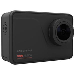 Caméra D'action Kaiser Baas X400 - Noir