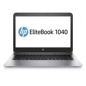 """Hp EliteBook Folio 1040 G3 14"""" Core i5 2,4 GHz - SSD 256 GB - 8GB QWERTY - Engels (VK)"""