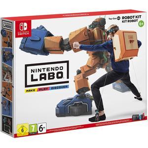 Toy-Con 2 Nintendo Labo : Robot Kit - Bois