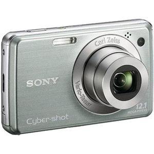 Compact Sony DSC-W210 - Gris