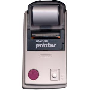 Thermodrucker Nitendo Game Boy Printer - papierlos