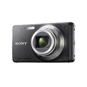 Compact Sony Cyber-shoot DSC-W275 - Noir
