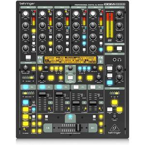 5-kanaals DJ Pro Mixer Behringer DDM4000