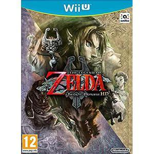 The Legend of Zelda: Twilight Princess HD - Nintendo Wii U