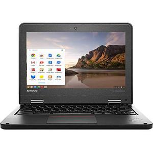 Lenovo ThinkPad 11E Chromebook Celeron 1.83 GHz 16GB SSD - 4GB QWERTY - English (US)