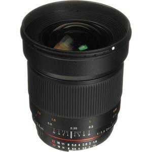 Objectif Samyang 24mm F/1.4 ED AS IF UMC Nikon
