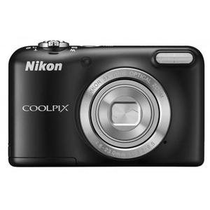 Compact Nikon Coolpix L29 - Musta + Objektiivi Nikon 26-130mm f/3.2-6.5