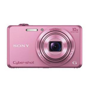 Sony Cyber-shot DSC-WX220 Compacto 18 - Rosa