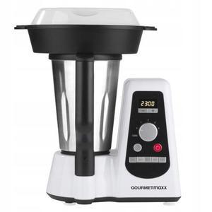 Multifunktions-Küchenmaschine GOURMETMAXX ES611 Weiß