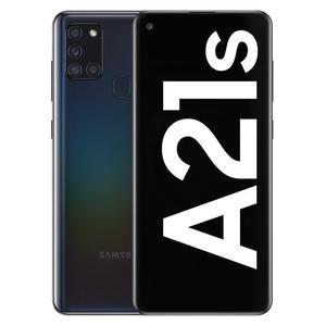 Galaxy A21s 128GB Dual Sim - Zwart - Simlockvrij